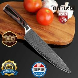 """8"""" Xituo Chef Knife Kitchen Japanese High Carbon Stainless S"""