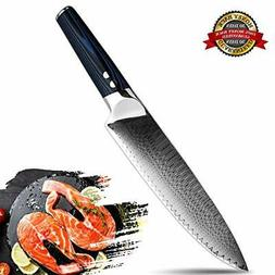 XITUO 8-inch Professional Damascus Chef Knife Japanese VG10