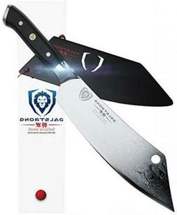 DALSTRONG Chef Knife 8 Inch Shogun Series Cleaver Hybrid Sup