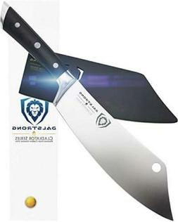 DALSTRONG Chef Knife 8 Inch The Crixus Gladiator Cleaver Hyb
