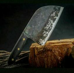 Hunters Serbian Chef Knife Steel Handmade Kitchen Knives Cle