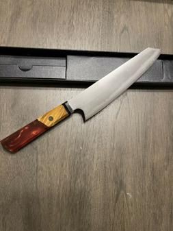 JAPANESE 8 INCH VG10 67 LAYER DAMASCUS CHEF KITCHEN KNIFE RE