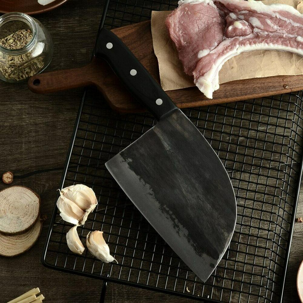 Butcher Kitchen Chef's Tang Handle