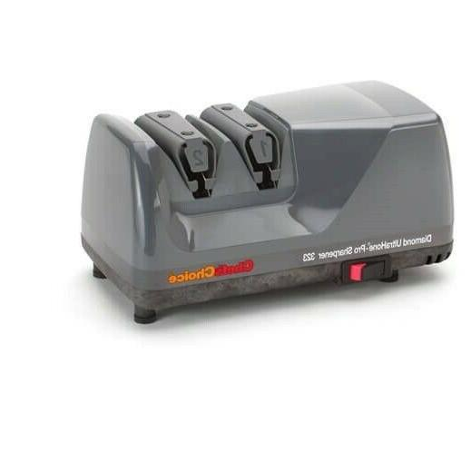 chef choice 2 stage electric sharpener