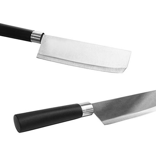 Asian 7-Inch -Professional Quality for Home/Kitchen/Restaurant