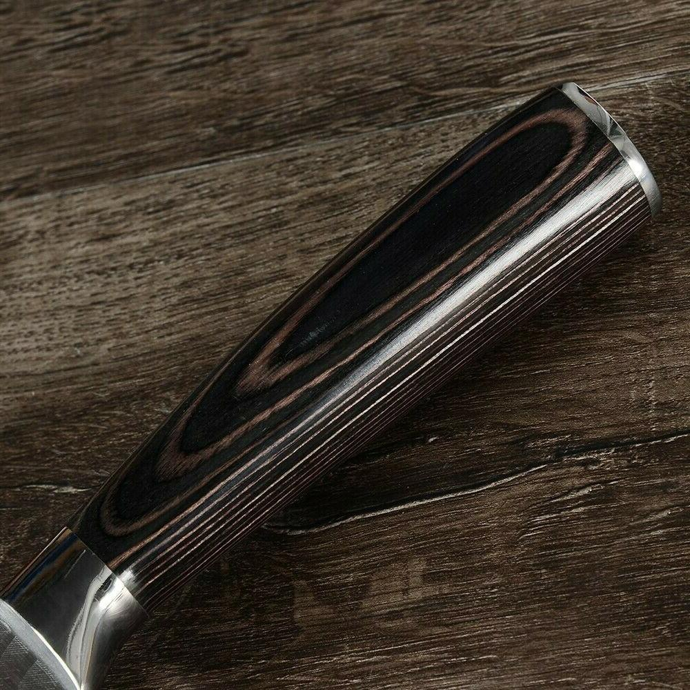 Kitchen Chef's Stainless Sharp Cleaver Gift